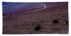 Beach Towel featuring the photograph Haleakala 2 by M G Whittingham