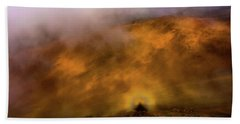 Beach Sheet featuring the photograph Haleakala Halo by M G Whittingham