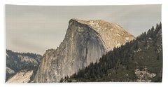 Half Dome Yosemite Valley Yosemite National Park Beach Towel