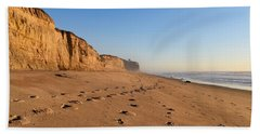 Half Moon Bay Beach Towel