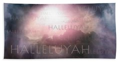 Halleluyah Beach Towel by Bill Stephens