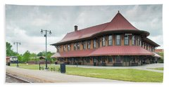 Hamlet North Carolina Depot Beach Sheet