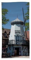 Hamlet Square Beach Towel
