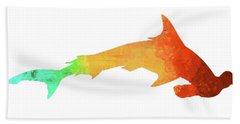 Hammerhead Shark Beach Sheet