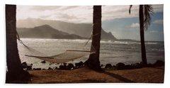 Hammock Shadow Beach Sheet