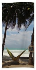 Hammock Time Beach Towel