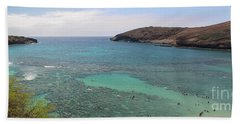 Hanauma Bay Beach Towel
