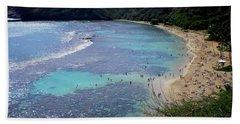 Hanauma Bay Beach Towel