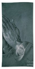 Hands Of An Apostle Beach Towel