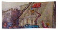 Hanging Ace #1 Beach Sheet