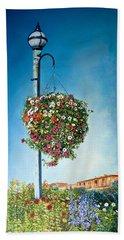 Hanging Basket Beach Sheet