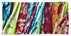 Hanging Color Beach Towel