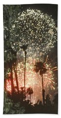 Beach Towel featuring the photograph Happy 240 Year Birthday by Jay Milo