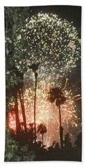 Happy 240 Year Birthday Beach Towel by Jay Milo