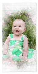 Happy Baby Beach Sheet