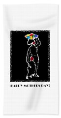 Happy Mother's Day 10 Beach Towel