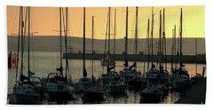 Harbor Sunrise Beach Sheet