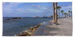 Harbour Walk Beach Towel
