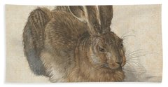Hare Beach Towel