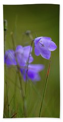 Harebell Beach Towel