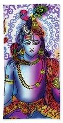 Hari Hara Krishna Vishnu Beach Sheet