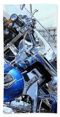 Harley-davidson Beach Sheet