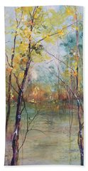 Harmony In Perfect Key Beach Towel by Robin Miller-Bookhout