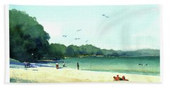 Harrington Beach, Wisconsin Beach Sheet