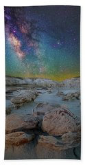 Hatched By The Stars Beach Towel