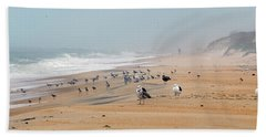 Hatteras Island Beach Beach Towel