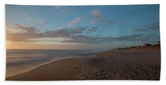 Hatteras Sunrise Beach Towel
