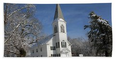 Hauppauge United Methodist Church  Beach Towel