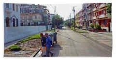 Havana-21 Beach Sheet