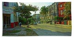Havana-23 Beach Towel
