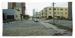 Havana-7 Beach Towel