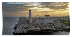 Havana Castillo 2 Beach Towel
