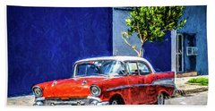 Havana Classic Beach Towel by Perry Webster