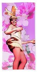 Havana Dancer Beach Sheet