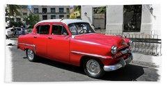 Havana Vintage 1 Beach Towel