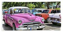 Havana Vintage 3 Beach Sheet