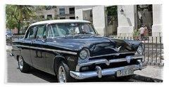 Havana Vintage 5 Beach Towel
