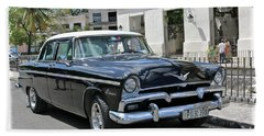 Havana Vintage 5 Beach Sheet