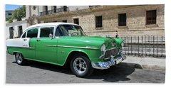 Havana Vintage 6 Beach Towel