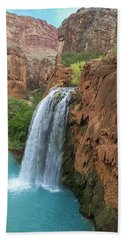 Havasu Falls Grand Canyon Beach Towel