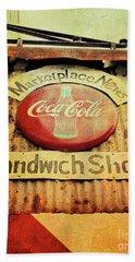 Have A Coke Beach Sheet