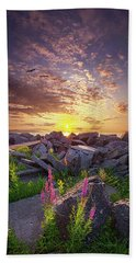 Beach Towel featuring the photograph Have Faith by Phil Koch
