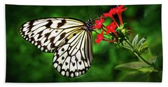 Haven't You Noticed The Butterflies? Beach Towel