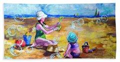 Childhood  #2 Beach Sheet