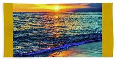 Hawaii Beach Sunset 149 Beach Sheet