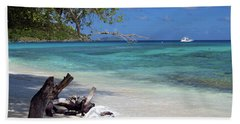 Hawksnest Bay 1 Beach Towel